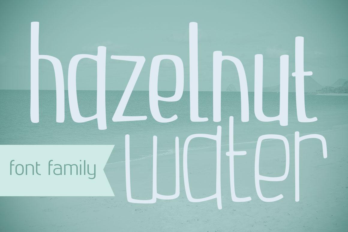 Hazelnut Water FF Title Image